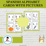 Spanish Alphabet Cards With Pictures