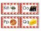 Spanish Alphabet Cards, dual language