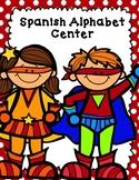 Spanish Alphabet Center or File Folder Games:  Sorting Mats