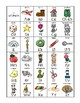 Spanish - Alphabet Chart