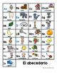Spanish Alphabet Charts (Tabla del abecedario / alfabeto)