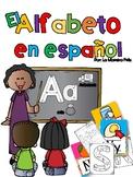 Spanish Alphabet  Practice / Alfabeto en español Letras y sonidos