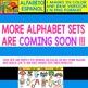 Spanish Alphabet Clipart Set - Letter B