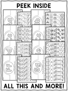 Spanish Alphabet Crowns