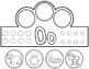 Spanish Alphabet Crowns:  Dual Language Beginning Sounds Crowns