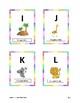 Spanish Alphabet Flash cards