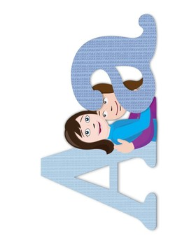 Spanish Alphabet Flashcards!
