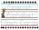 Spanish Alphabet - Flashcards