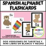 Spanish Alphabet Flashcards / Tarjetas del Alfabeto en Español