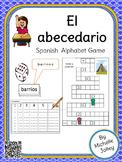 Spanish Alphabet Game