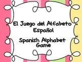 Spanish Alphabet Game - Juego del alfabeto