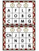 Alphabet Games Apple Theme- Spanish