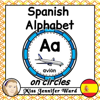 Spanish Alphabet Headers