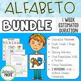 El  Alfabeto / Spanish Alphabet Bundle