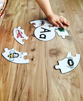 Spanish Alphabet. Letter Gg/ Letra Gg