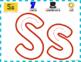 Spanish Alphabet. Letter Ss/ Letra Ss