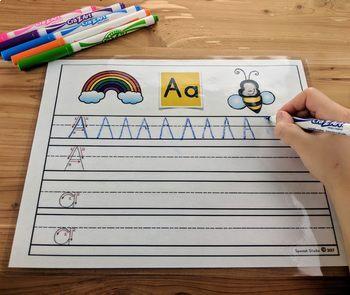 Spanish Alphabet. Letter Tt/ Letra Tt