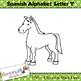 Spanish Alphabet Letter Y Clip art