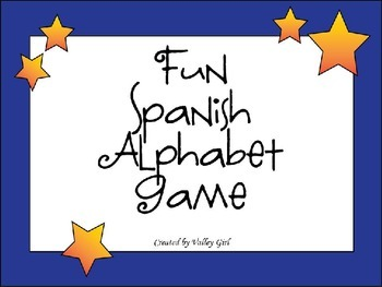 Match mine: Spanish Alphabet Initial Sounds -  Coincidir conmigo
