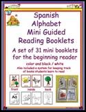 Spanish Alphabet Mini Guided Reading Books