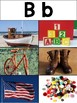 Spanish Alphabet Picture Sort With Real Images