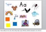 Spanish Alphabet Powerpoint