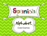Spanish Alphabet Practice Games