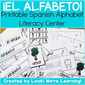 Spanish Alphabet Printables - ¡El Alfabeto!