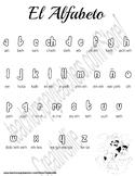 Spanish Alphabet + Pronunciation