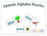 Spanish Alphabet Puzzle 3
