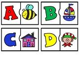 Spanish Alphabet Puzzles 3 games