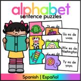 Spanish Alphabet Sentences - Centro de Oraciones