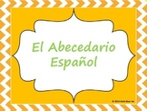 Spanish Alphabet Signs with Pronunciation