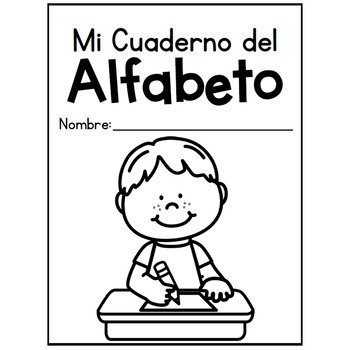 Spanish Alphabet Tracing Worksheets