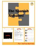 Spanish Alphabet Tracing and Writting