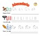 Spanish Alphabet Tracing and Writting