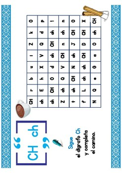 Spanish Alphabet Trail!! ABC // Español - Phonic sounds from A to D!