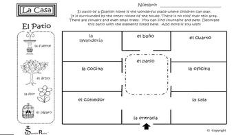 Spanish Alphabet Unit - Part 4 of 4 - Cultural Elements