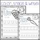 Spanish Alphabet Handwriting Practice A-Z