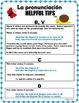 Spanish Alphabet and Pronunciation Guide