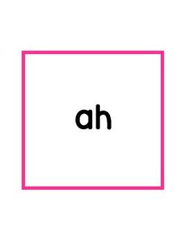 Spanish Alphabet with Pronunciations