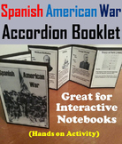 Spanish American War Activity/ Foldable (Yellow Journalism, Rough Riders etc.)
