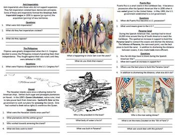 Spanish American War: Imperialism