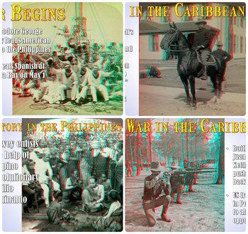 Spanish American War 3D PowerPoint