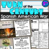 Spanish American War 5th grade SS5H1 PowerPoint