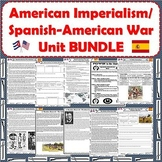 Spanish-American War - America Becomes a World Power Unit BUNDLE