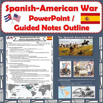 spanish american war american imperialism powerpoint and guided rh teacherspayteachers com guided reading activity lesson 2 the spanish american war answers 18.2 guided reading the spanish american war