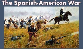 Spanish-American War / American Imperialism PowerPoint and Guided Notes Outline