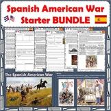 Spanish-American War / American Imperialism Starter Bundle