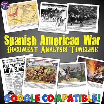 "an analysis of the spanish american war Us secretary of state john hay called the spanish-american war of 1898 a ""splendid little war"" superficially, the description seemed apt after the."